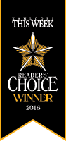 Kamloops This Week Readers' Choice Award 2016